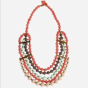 Noonday Collection Paper Bead Nakato Necklace